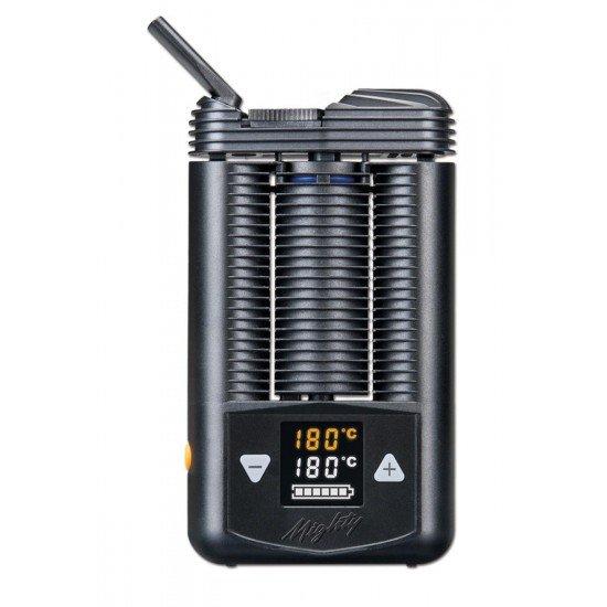 Mighty Premium Vaporizer Portable Evaporator Herbs & Extracts Complete Set - Latest Version